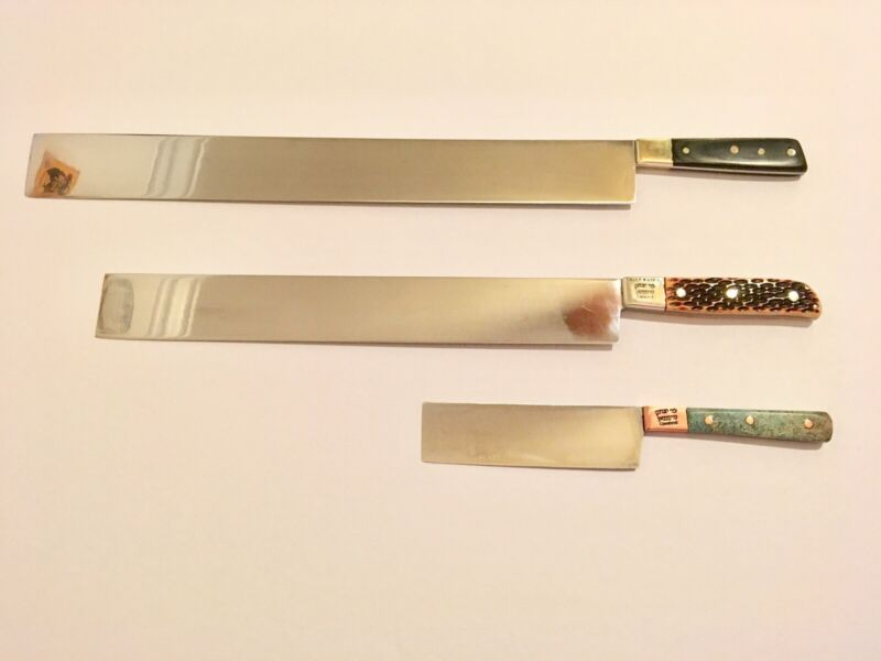 Jewish Kosher Chalef, Individually Sold Knife for Oifos Gassos Daakas, Halal