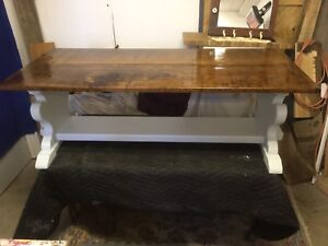 Bench/ coffee table
