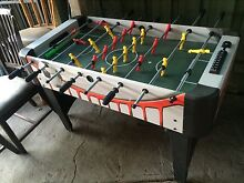 Soccer table Endeavour Hills Casey Area Preview