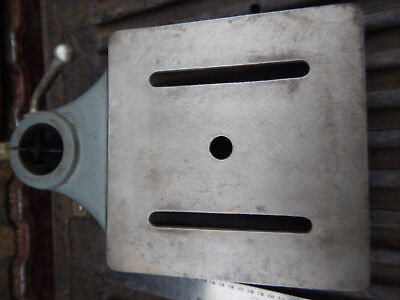 Delta Milwaukee 11 Drill Press Static Table With 1 78 Column Bore No Divots
