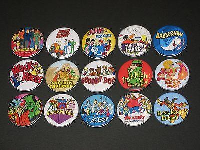 70's Cartoons Buttons/ Pins 15