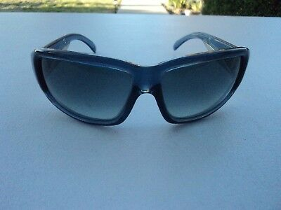 Rare Anon Optics Legion Crystal Blue Sunglasses Hard to Find!