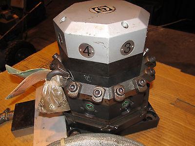 Sauter Tool Turret
