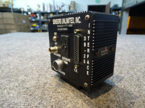 Sensors Unlimited SU512LD-1.7T1-0500 Linescan Spectrometer Camera