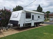 Royal Flair caravan Van Royce model 2012 as new Wagga Wagga Wagga Wagga City Preview