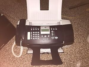 Printer fax machine