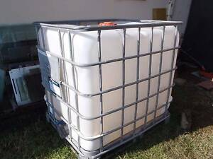 water tank 1000 litres good cond. Schofields Blacktown Area Preview