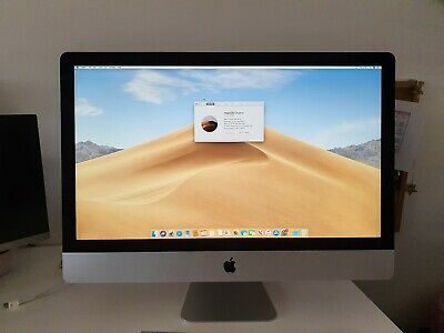 Apple iMac 27-Inch Intel Core i5 Processor 3.2GHz 24GB Late 2012
