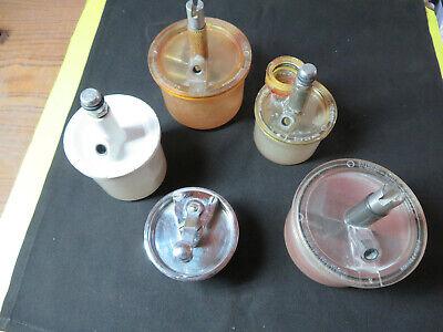 Whip-mix Vac-u-mixer Vacuum Mixing Bowls Assorted.