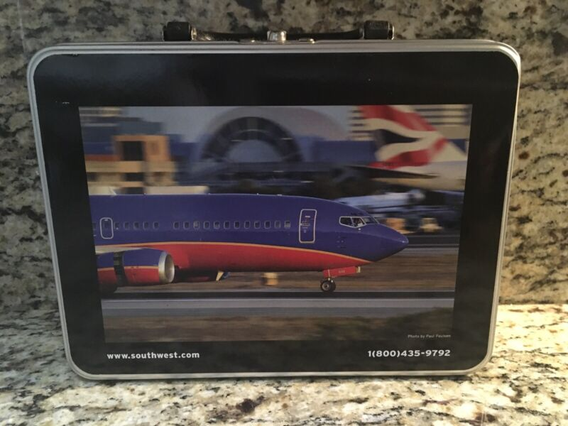 Southwest Airlines Lunch Box