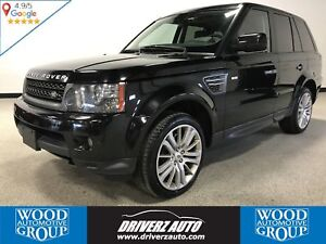 2011 Land Rover Range Rover Sport HSE SUNROOF, AIR SUSPENSION...