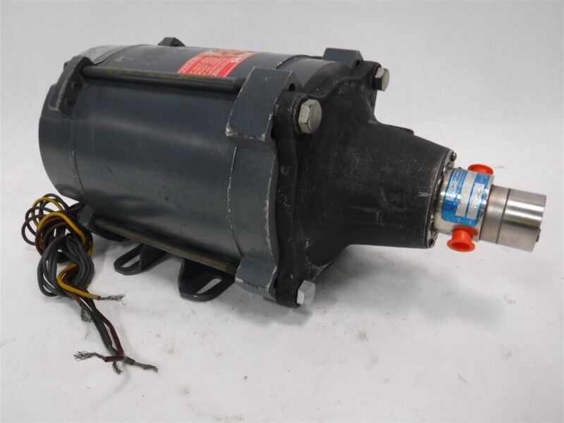 GE General Electric Motor  FW2451X 1/8 HP  2850 RPM 1PH 110V Explosion Proof 6G