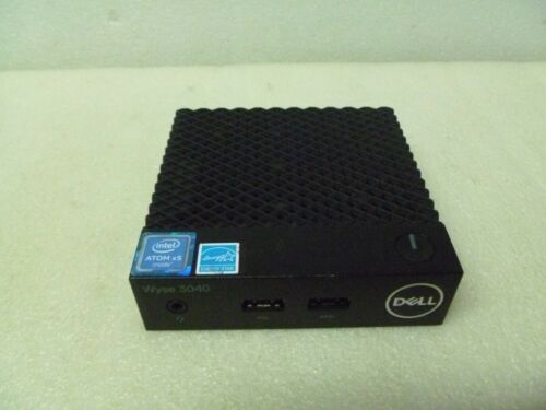 Dell Wyse 3040 Atom x5 Z8350 Thin Client 8GB Flash/2GB RAM Thin 5WTJNJ2