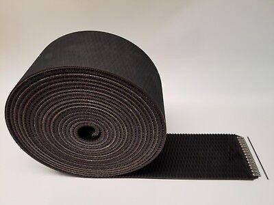 John Deere 550m Silage Round Baler Belts Set 3 Ply Diamond Top Walligator