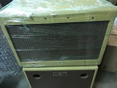 Groove Tubes GT Electronics VC112 Guitar Speaker Cabinet Tweed Open Back 8ohm Open Guitar Speaker Cabinet