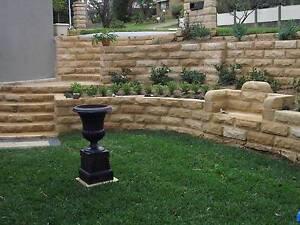 retaining walls/blocks/garden edging Mangrove Mountain Gosford Area Preview