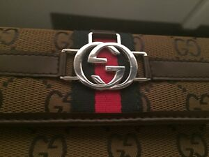 Gucci Logo Wallet (Brand New)
