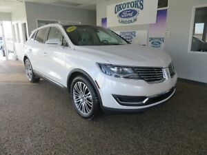 2016 Lincoln MKX Reserve 3.5L Engine, Navigation, Moonroof, A...