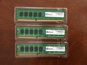 12GB DDR3 1333 (PC3 10600) Pour Apple