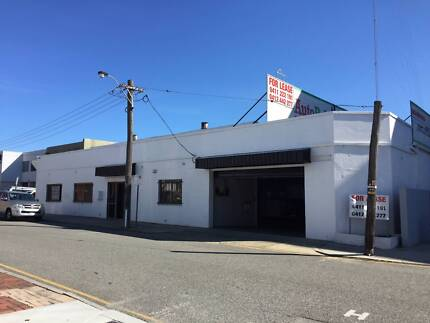 OFFICE - FACTORY / WAREHOUSE  WEST PERTH /LEEDERVILLE