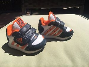 Baby boy adidas shoes size 3