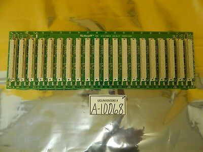 Schroff 23000-020 Vme Systembus 20-slot Backplane Pcb Tel P-8 Used Working