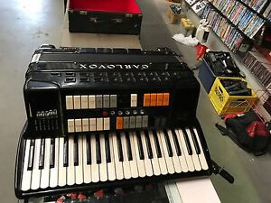 Carlovox Bass Accordion in Hardshell Case $250 OBO