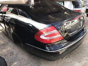 Wrecking Mercedes benz CLK 320 Salisbury Brisbane South West Preview