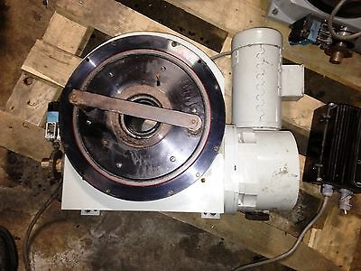 Dial-x Rotary Indexer W Penta-drive Dc Motor Indexing Control Index Table