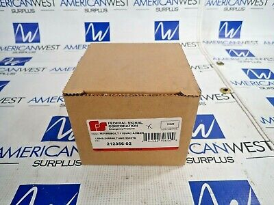 212356-02 Federal Signal Corporation 115vac Abmer M Firebolt Strobe Light New