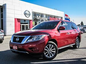 2013 Nissan Pathfinder SV, AWD, TINTED WINDOWS, BACK UP CAMERA,