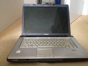 Toshiba Satellite A200 Laptop won't boot up Newmarket Brisbane North West Preview