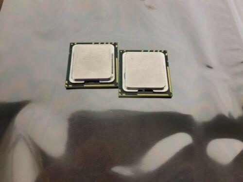 Intel Xeon x5680 SLBV5 Socket FCLGA1366 CPU Processor Matched Pair - Used