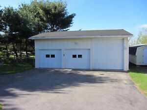 House and 3 Bay Garage