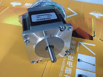 Stepping Motor Nema23 23hs6620 0.9n.m128oz-in 6leads 2a Cnc Millrouter
