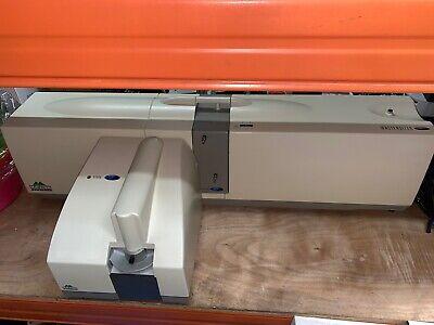 Malvern Instruments Mastersizer 2000 Particle Size Analyzer Apa2000 With Awa2001