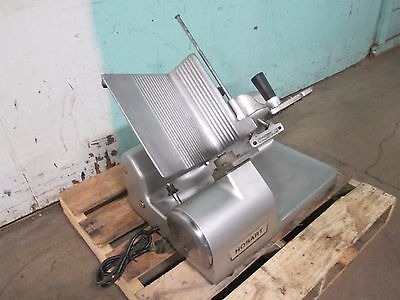 Hobart 1612 Heavy Duty Commercial Counter-top Nsf 12 Blade Hp Meat Slicer