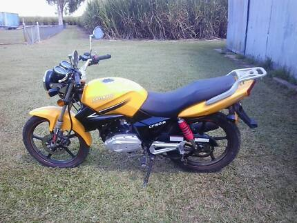 FOR SALE: 150 CFMoto Motorbike Ingham Hinchinbrook Area Preview