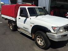 Nissan Patrol 4.2L Factory turbo with Rebuilt engine Redcliffe Belmont Area Preview