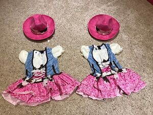 Toddler Cowgirl Costumes