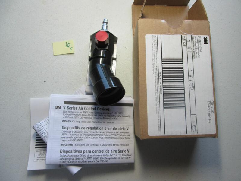 NEW IN BOX 3M AIR REGULATING VALVE 70-0707-9919-5 (256)