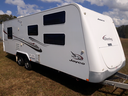 2010 jayco sterling 24 ft