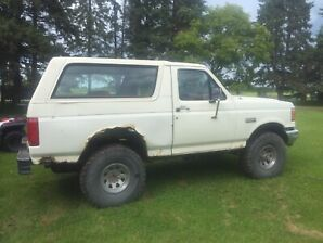 1991 Ford Bronco