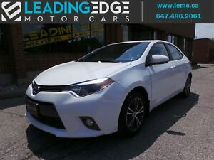 2016 Toyota Corolla LE Upgrade PKG, Sunroof, Alloys, Auto Cli...