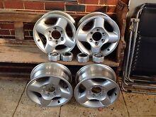 4*4   16*7inch D22 navara wheel rims Wanneroo Wanneroo Area Preview