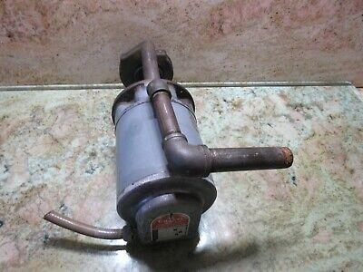 Gusher Rumaco Coolant Pump 9050-l Kira Kv-3mc Cnc Mill