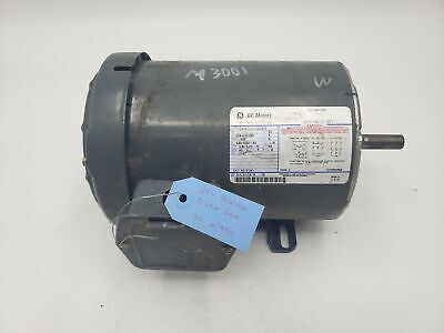 General Electric 1 Hp 1725 Rpm 56 Frame Electric Motor