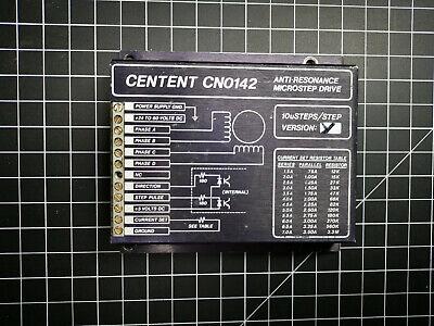 Centent Cn0142 Anti-resonance Microstep Drive Stepper Drive