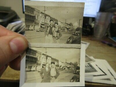 1948 Pomeroy Ohio VERY RARE Pictures Photos Flooding River Downtown Drug Store