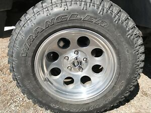 Good Year Wrangler 265/70/17   (Tires only)  $400